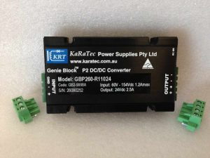 GBP260R-1sh - Custom Made DC to DC Converters