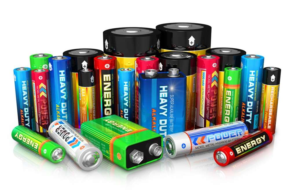 types of batteries and their uses