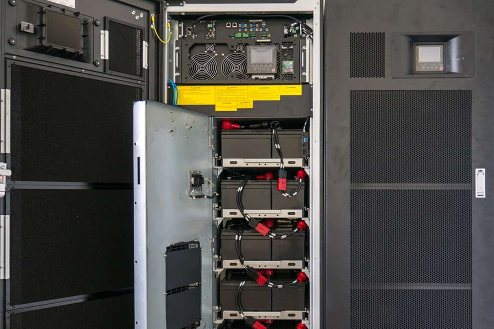 types of UPS systems